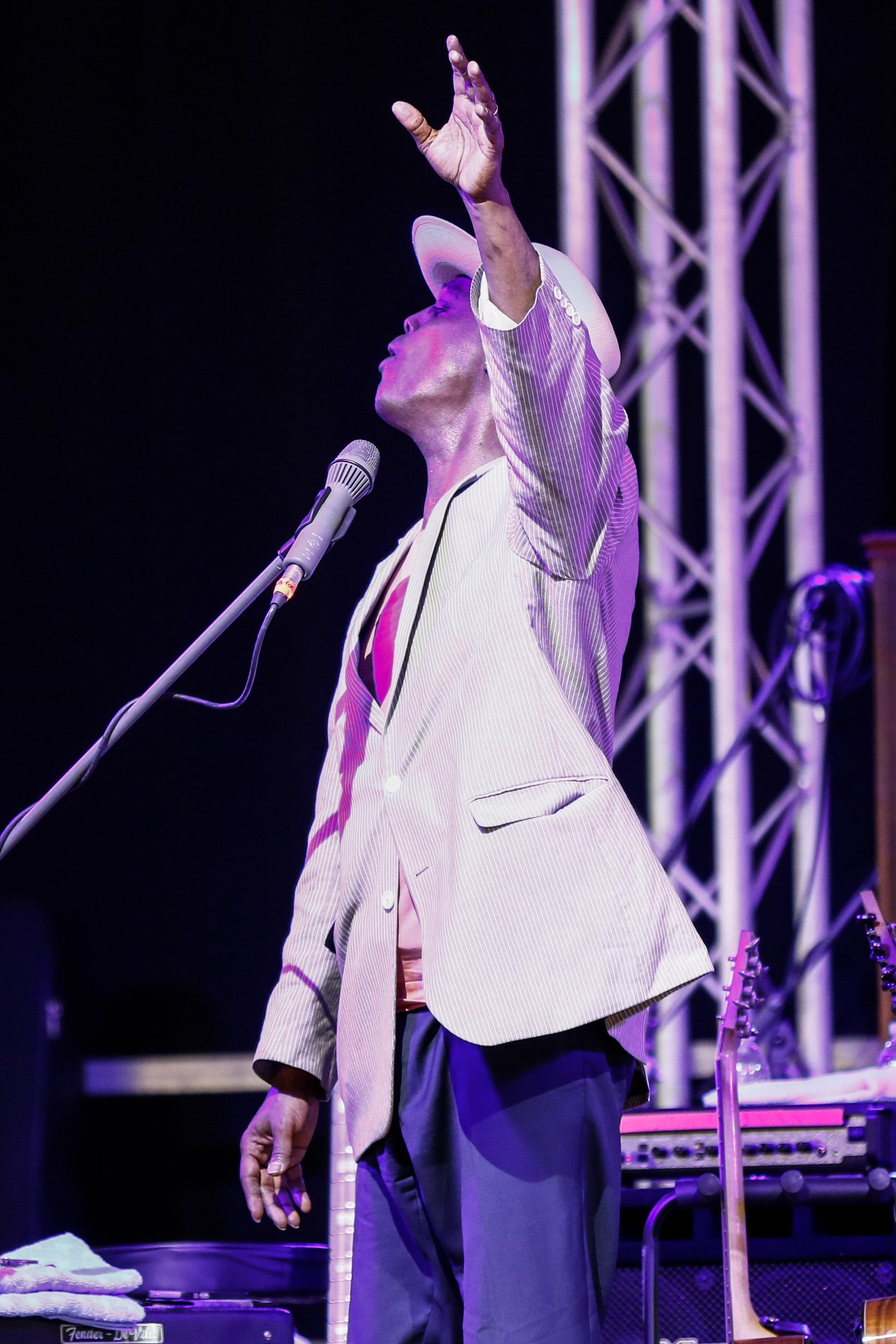 Eric Bibb – Chiari Blues Festival 2019