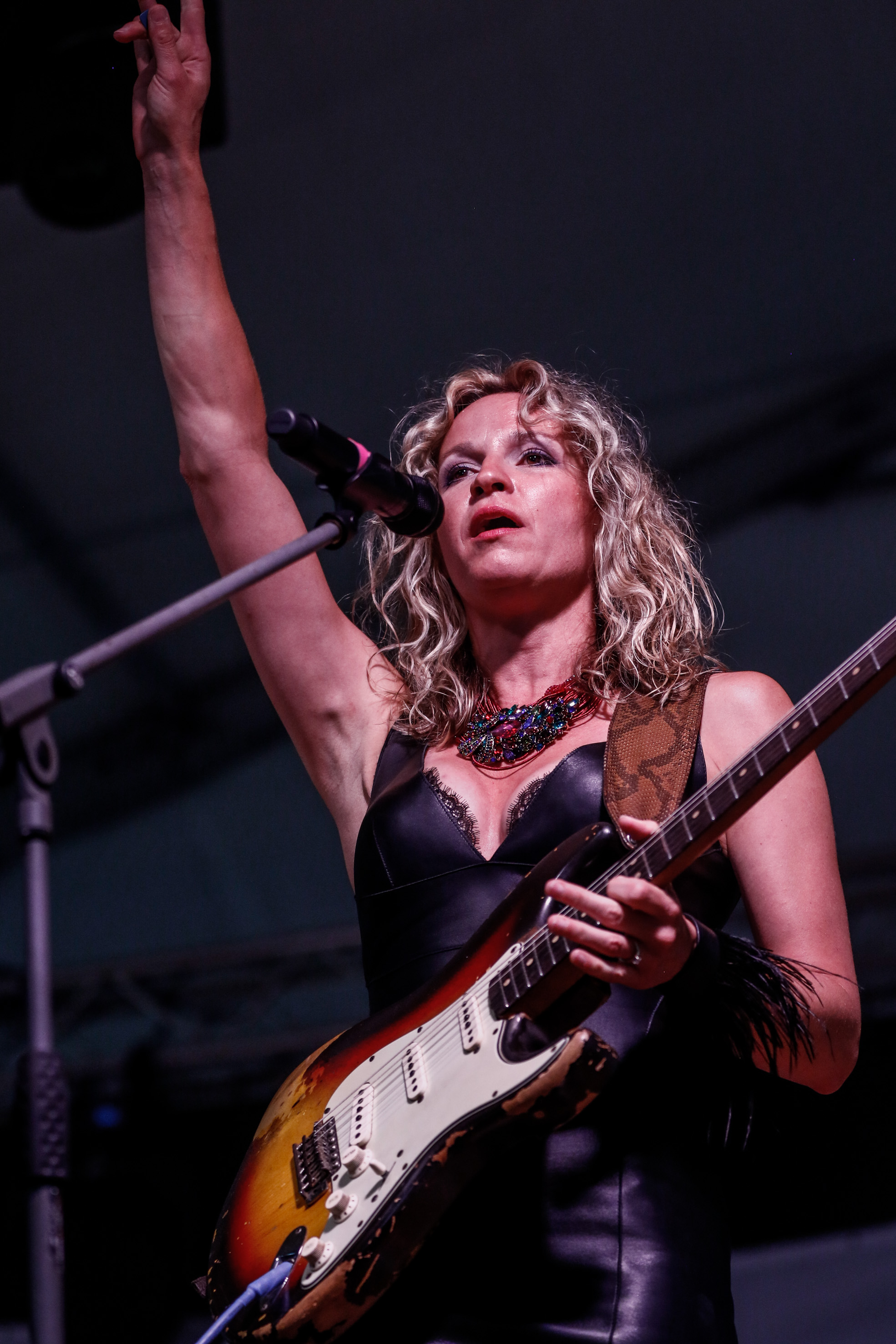 Ana Popovic – Chiari Blues Festival 2019